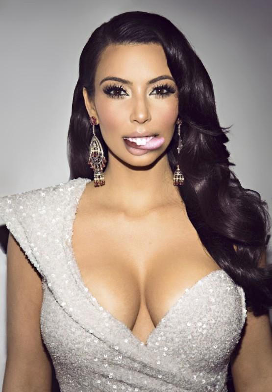 Kim Kardashian ?