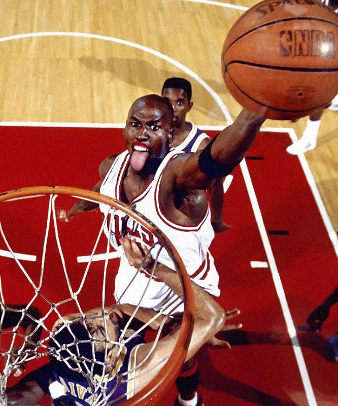 Michael Jordan ?