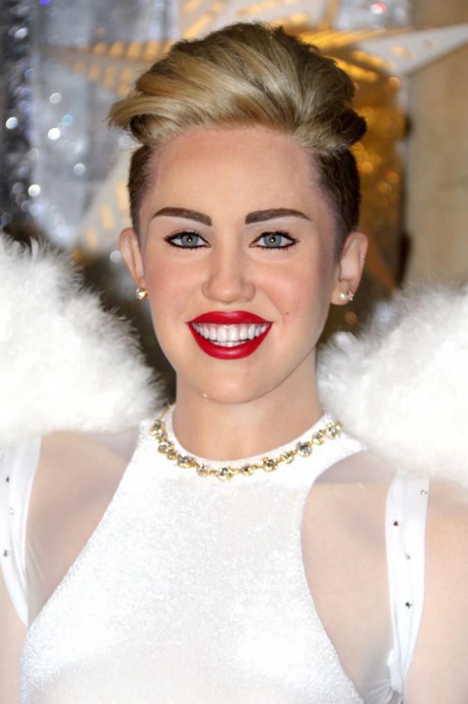 Photos : Miley Cyrus : sa statue de cire, top ou flop ?