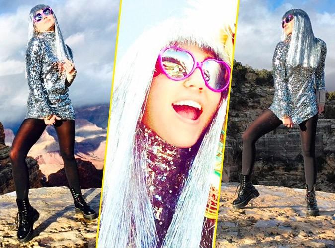 Photos : Miley Cyrus : une reine du cosmos qui ne tourne plus rond !