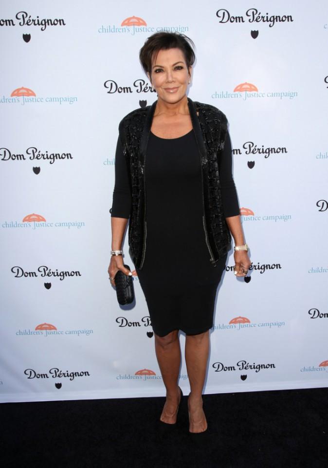 Kris Jenner le 12 mai 2015