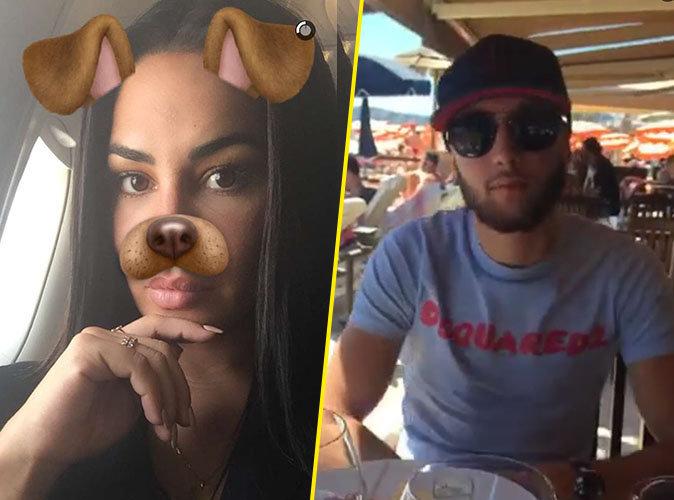 Photos: Milla Jasmine et Tarek Benattia, de nouveau en couple ? Leur week-end de retrouvailles à Antibes!