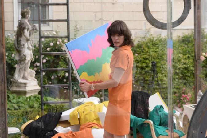Milla Jovovich, Biennale de Venise, 28 mai 2013