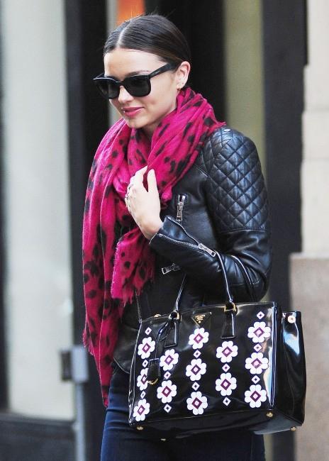 Miranda Kerr le 26 novembre 2012 à New York