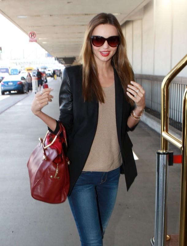 Miranda Kerr, Los Angeles, 26 avril 2013.