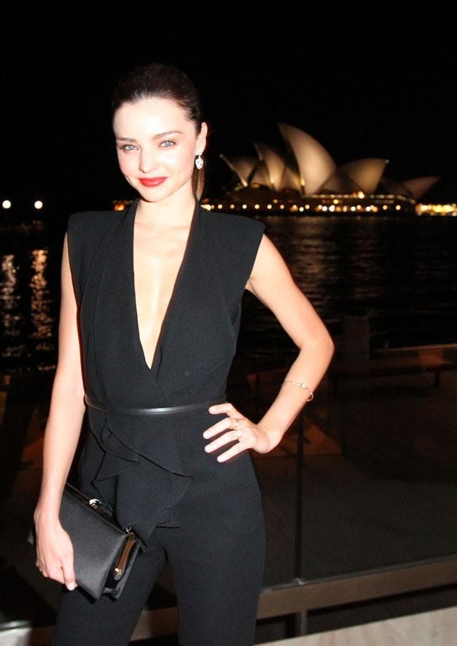 Miranda Kerr le 6 septembre 2012 à Sydney