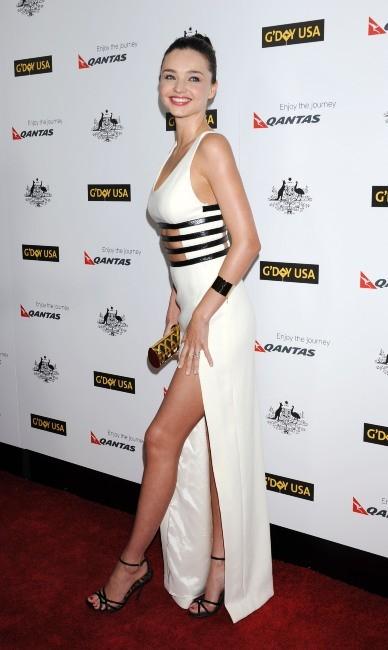 Miranda Kerr : une beauté sexy en diable !