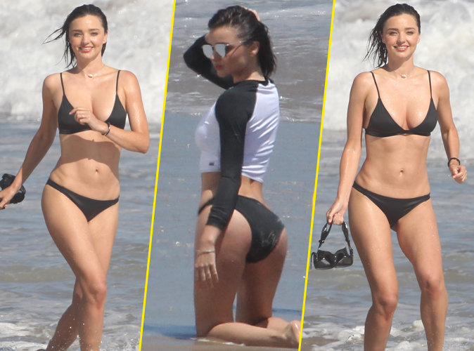 Photos : Miranda Kerr : Les dessous d'un photoshoot torride !