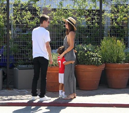 Photos : Miranda Kerr présente Flynn à son nouveau boyfriend !