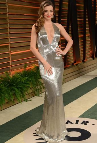 Miranda Ker à Los Angeles le 2 mars 2014