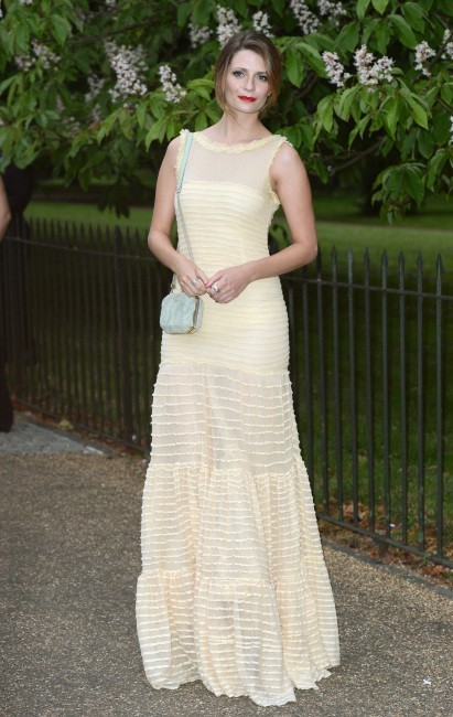Mischa Barton lors de la Serpentine Gallery Summer Party à Londres, le 26 juin 2012.