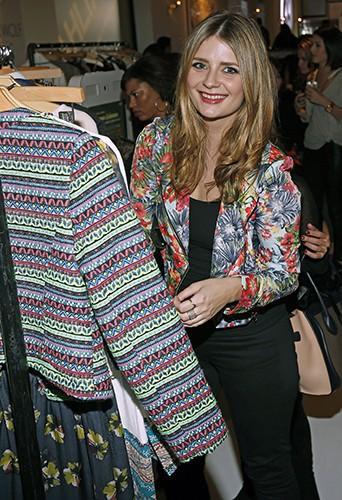 Mischa Barton à Los Angeles le 22 octobre 2013