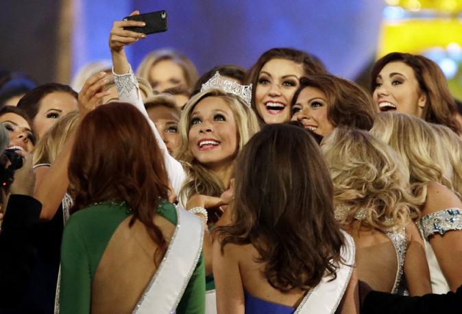 Kira Kazantsev sacrée Miss America le 14 septembre 2014 à Atlantic City