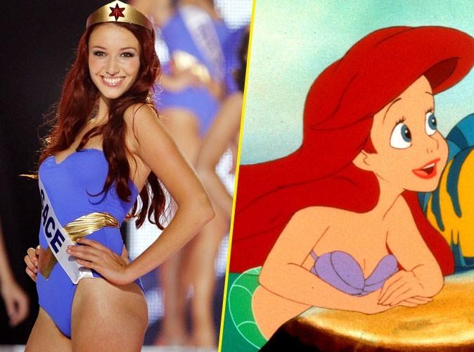 A quand un remake de La Petite Sirène avec Miss France ?