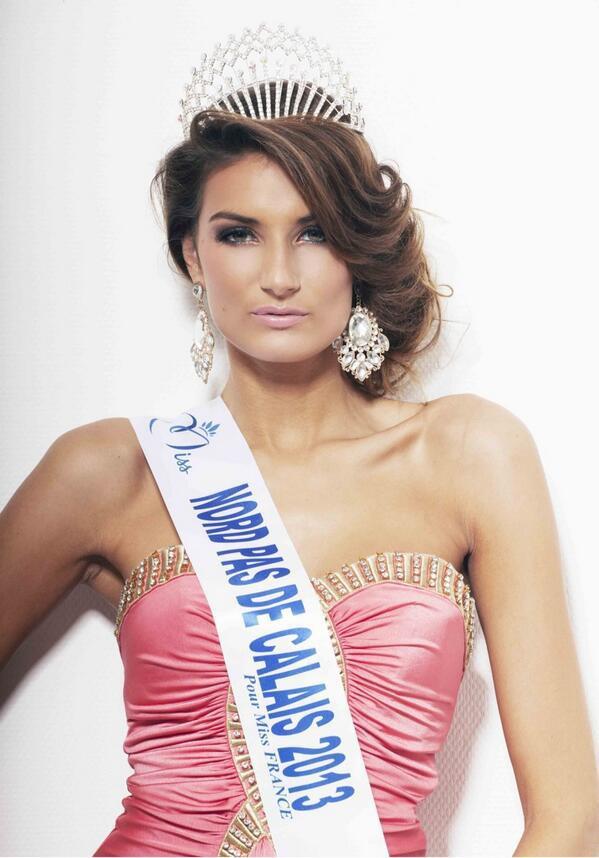 Gaëlle Mans - Miss Nord Pas de Calais