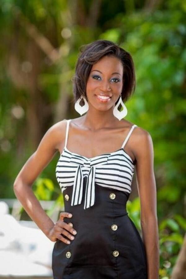 Henriette Groneveltd - Miss Guyane