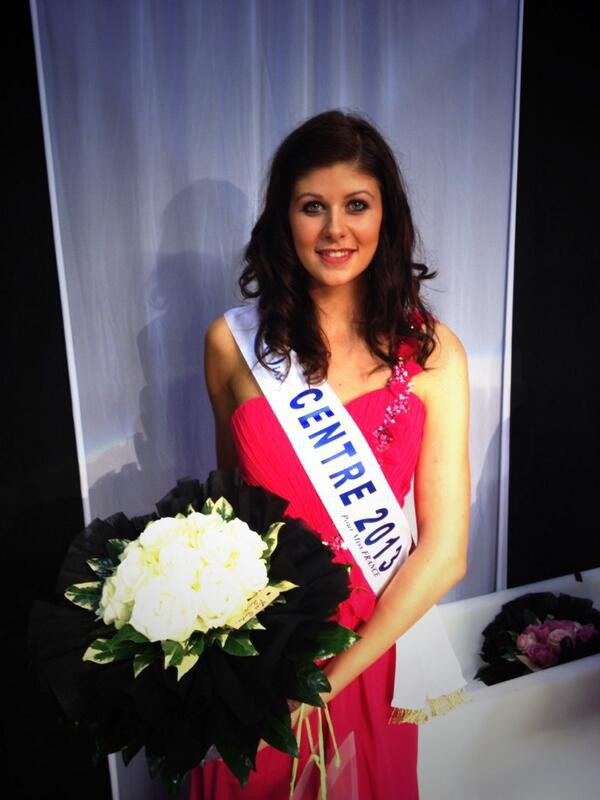 Laure Moreau - Miss Centre