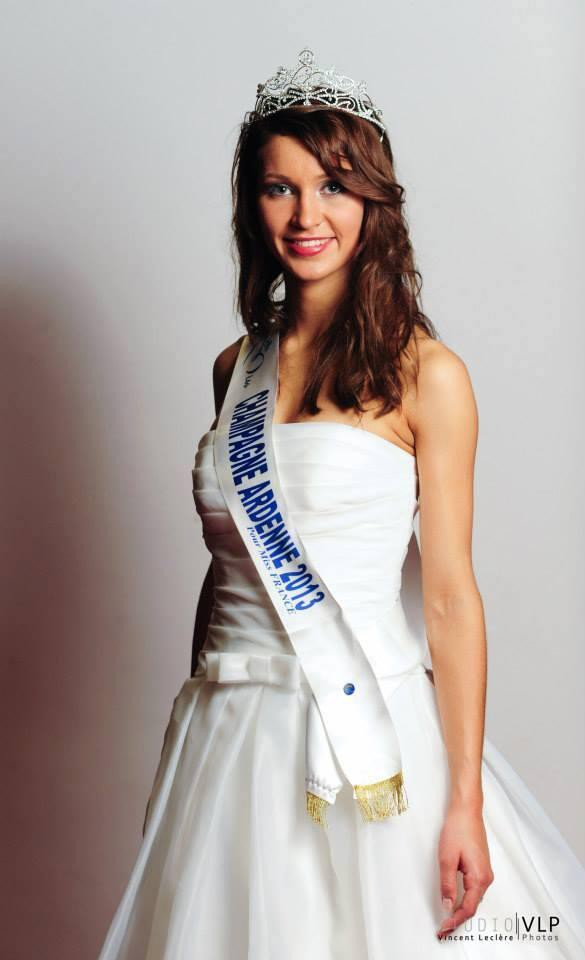 Louise Bataille - Miss Champagne-Ardenne