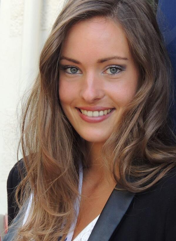 Marie Reintz - Miss Bourgogne