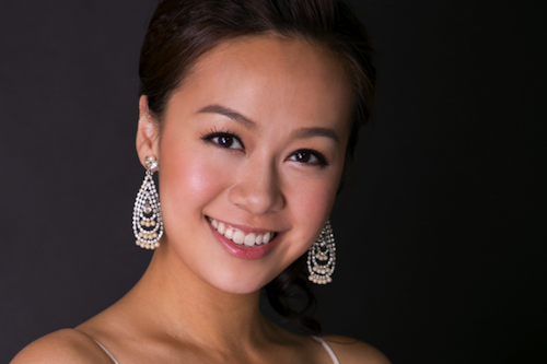 Miss Hong Kong China, Jacqueline WONG , 24 ans