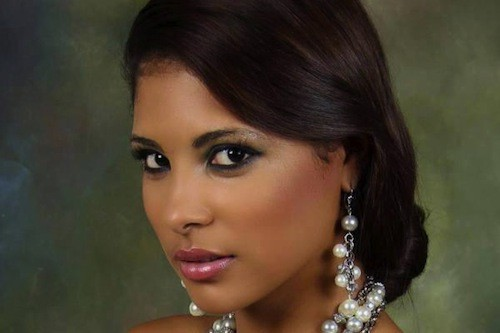 Miss Nicaragua, Luz Mery DECENA RIVERA, 23 ans