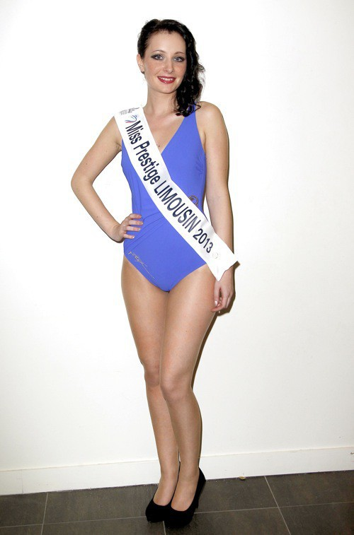 Miss Prestige Limousin : Cindy Margnoux