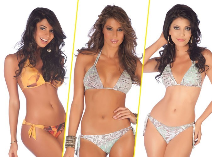 Photos : découvrez les 45 premières candidates de Miss Univers 2011 en bikini !