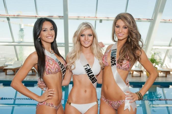 Laury a-t-elle du souci à se faire pour l'élection de Miss Univers ?