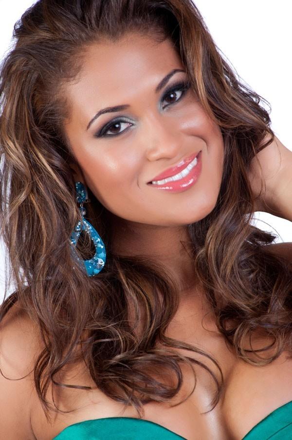 La très glamour Miss Iles Caïman