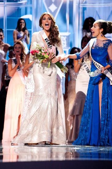 Gabriela Isler, Miss Venezuela, est devenue Miss Univers 2013 le 9 novembre 2013 à Moscou