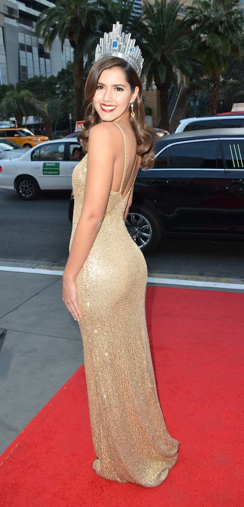 Miss Univers 2014, Paulina Vega