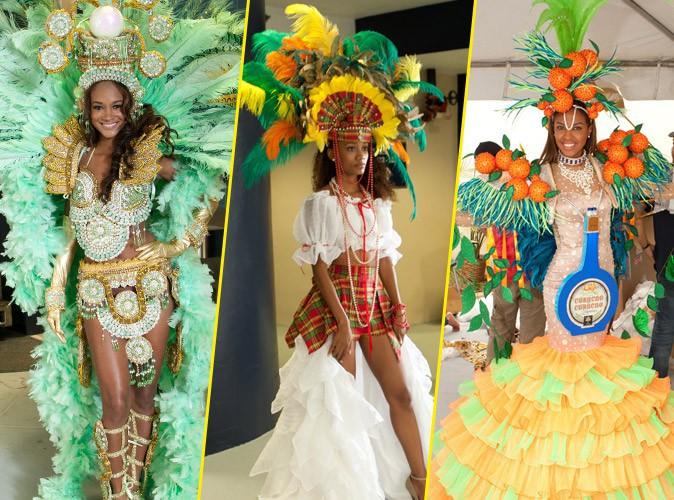 Découvrez les costumes traditionnels des miss