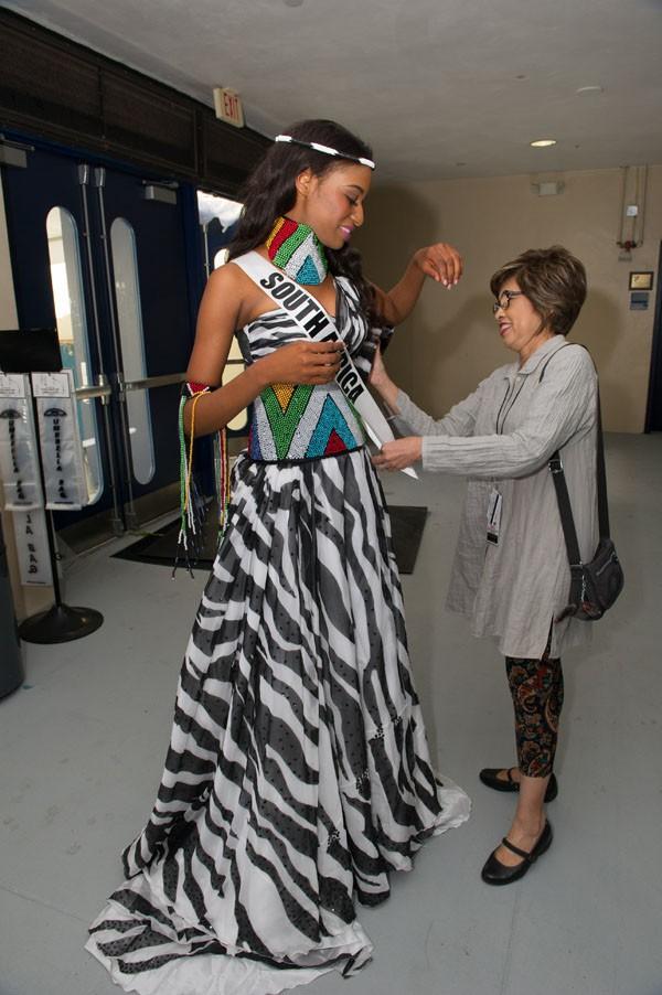Miss Afrique-du-Sud