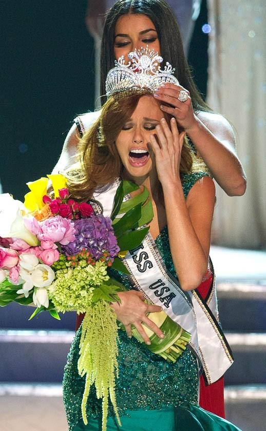 Alyssa est la nouvelle Miss USA !