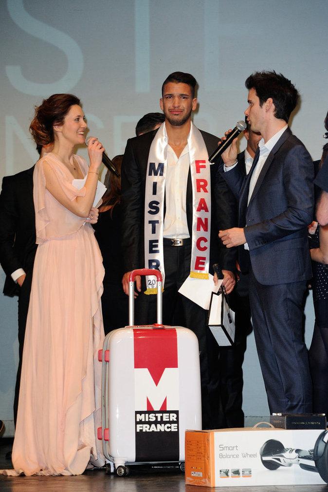 Sandra Lou, Joan et Selim Arik, Mister France 2016