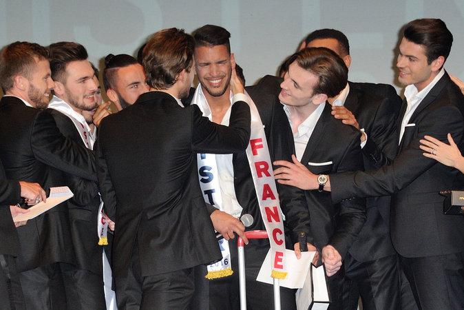 Selim Arik, élu Mister France 2016