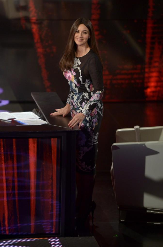 Monica Bellucci : � 50 ans, elle resplendit � Milan !