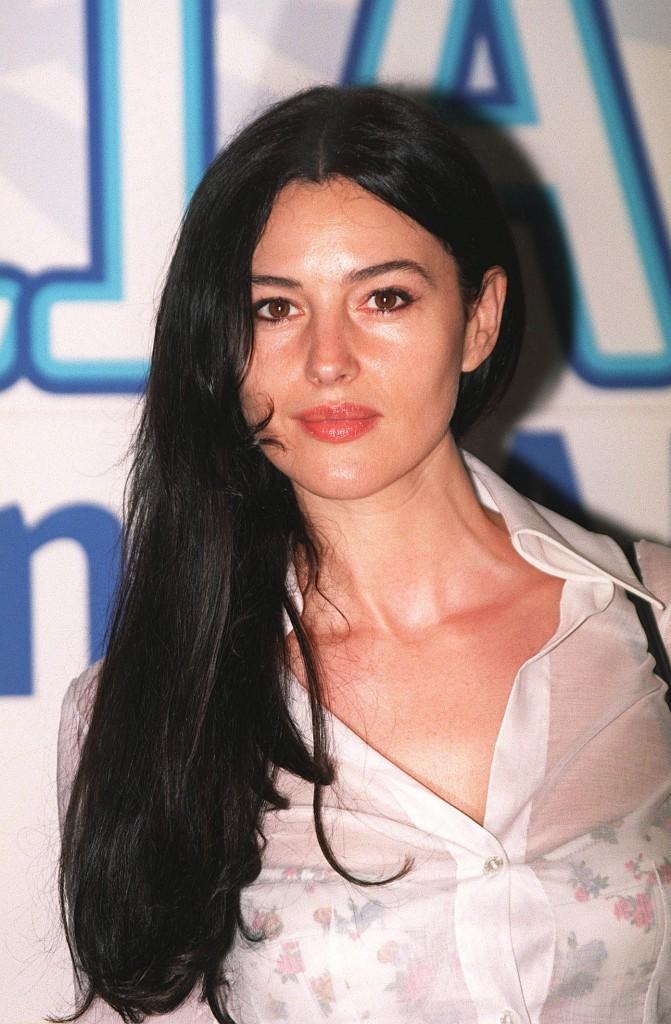 Monica Bellucci en 2000