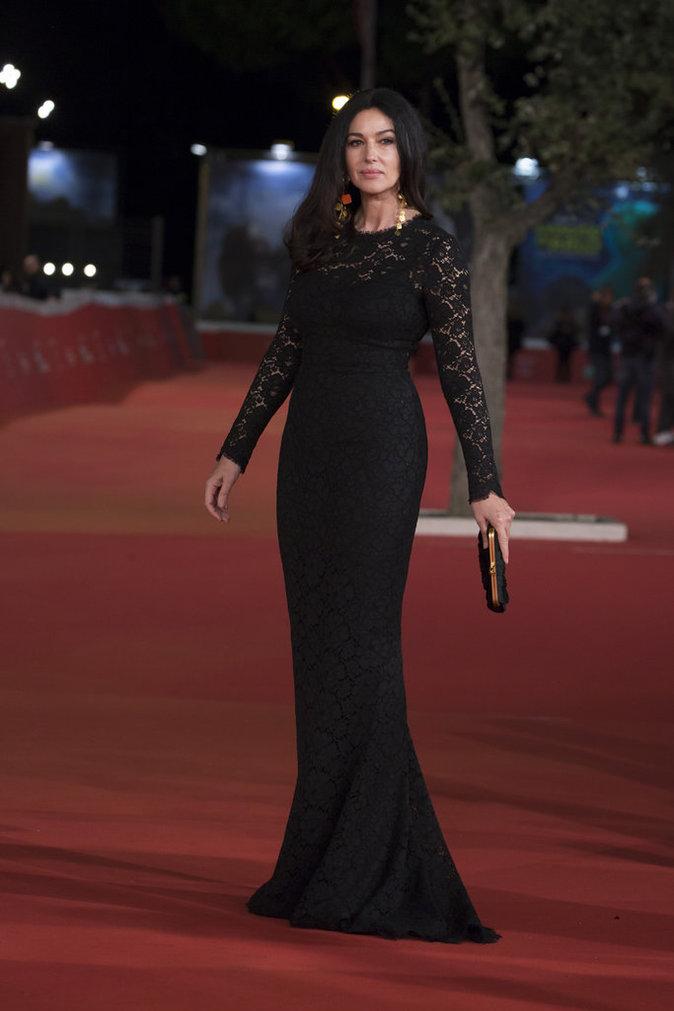 Monica Bellucci le 20 octobre 2015