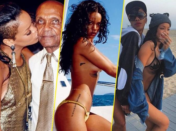 Montre-moi ton Insta, je te dirai qui tu es... Le cas de la Bad girl Rihanna !