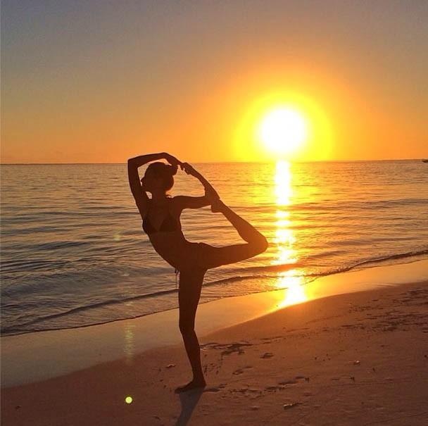 Une reconversion toute trouvée : prof de yoga !