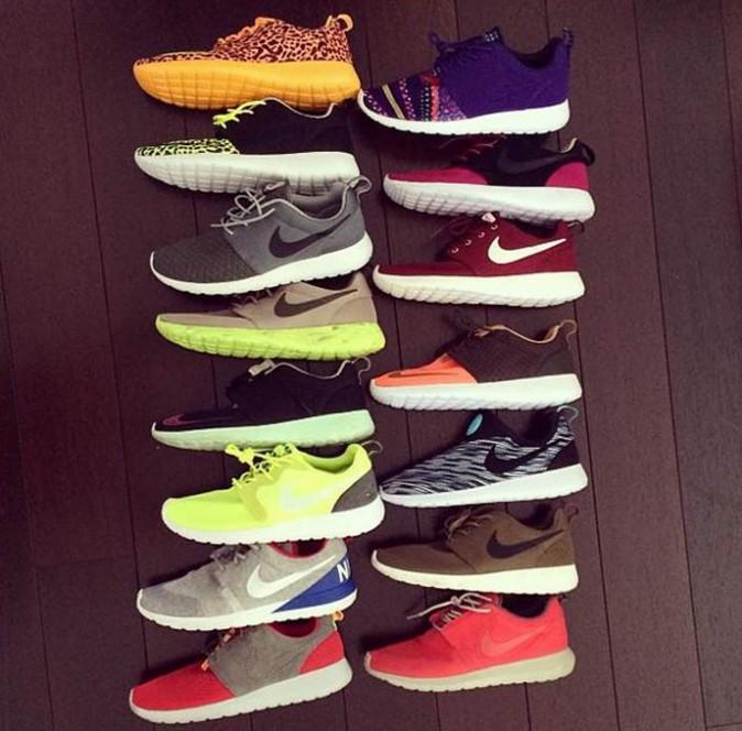 Un sneakers addict !