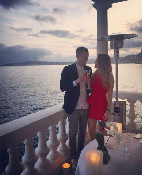 Photos : Morgan Schneiderlin et Camille Sold : la date du mariage dévoilée !