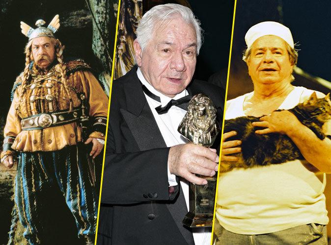 Photos : Mort de Michel Galabru : retour sur la carrière d'un comédien génial…