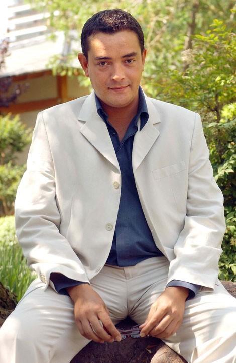 Stéphane Slima au 44ème Festival de Monte-Carlo en 2004