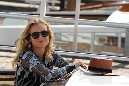 Photos : Mostra de Venise : Diane Kruger, l'atout glam' du jury !