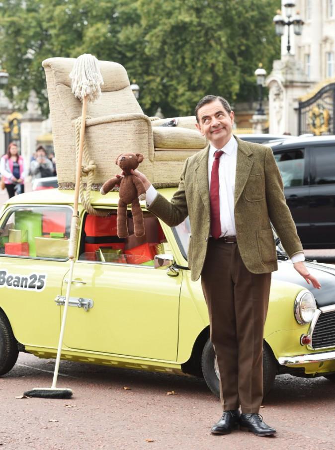 Mr Bean fête ses 25 ans !