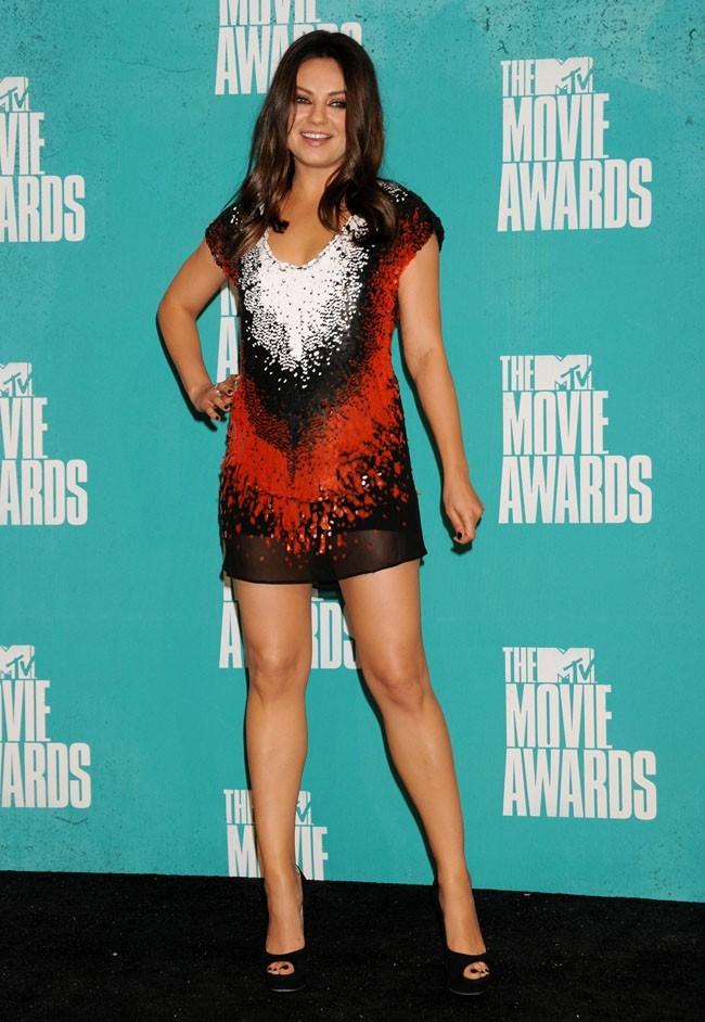 Mila Kunis le 3 juin 2012 à Los Angeles