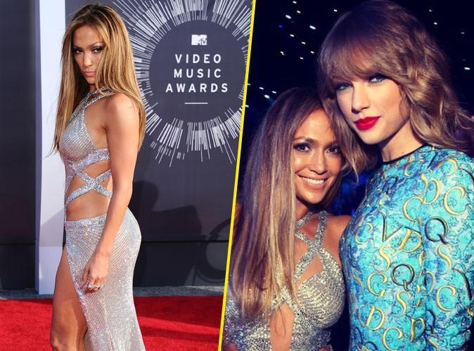MTV VMA 2014 : Jennifer Lopez : la bomba latina a fait le plein de rencontres lors de la cérémonie !