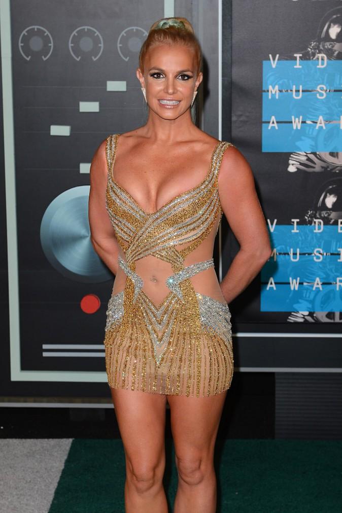 Britney Spears le 30 août 2015